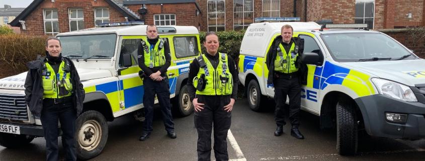 police team photo